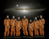 STS-109 Official NASA Crew Portrait